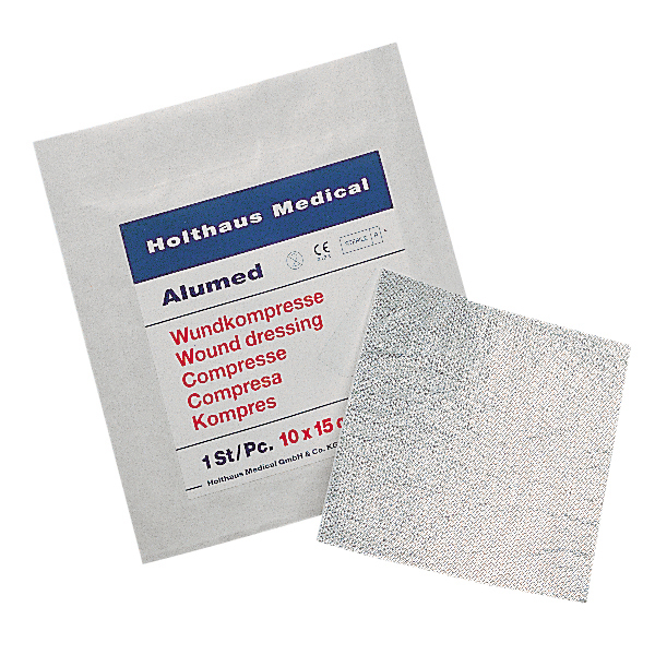Alumed® wound dressing